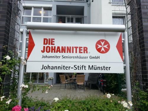 Johanniter Münster Grillparty