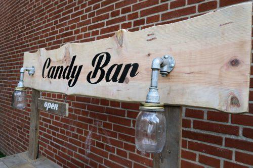 Candy Bar mieten