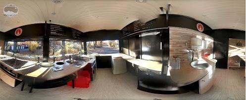 Catering Imbisswagen 360 Grad