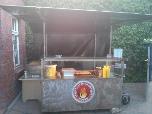 Grillstand Münster mieten