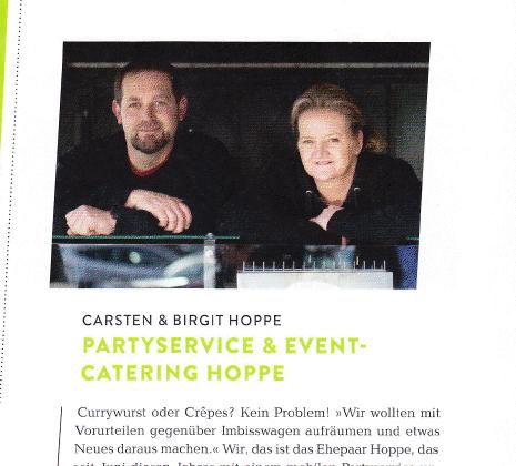 Partyservice Muenster Carsten Birgit Hoppe